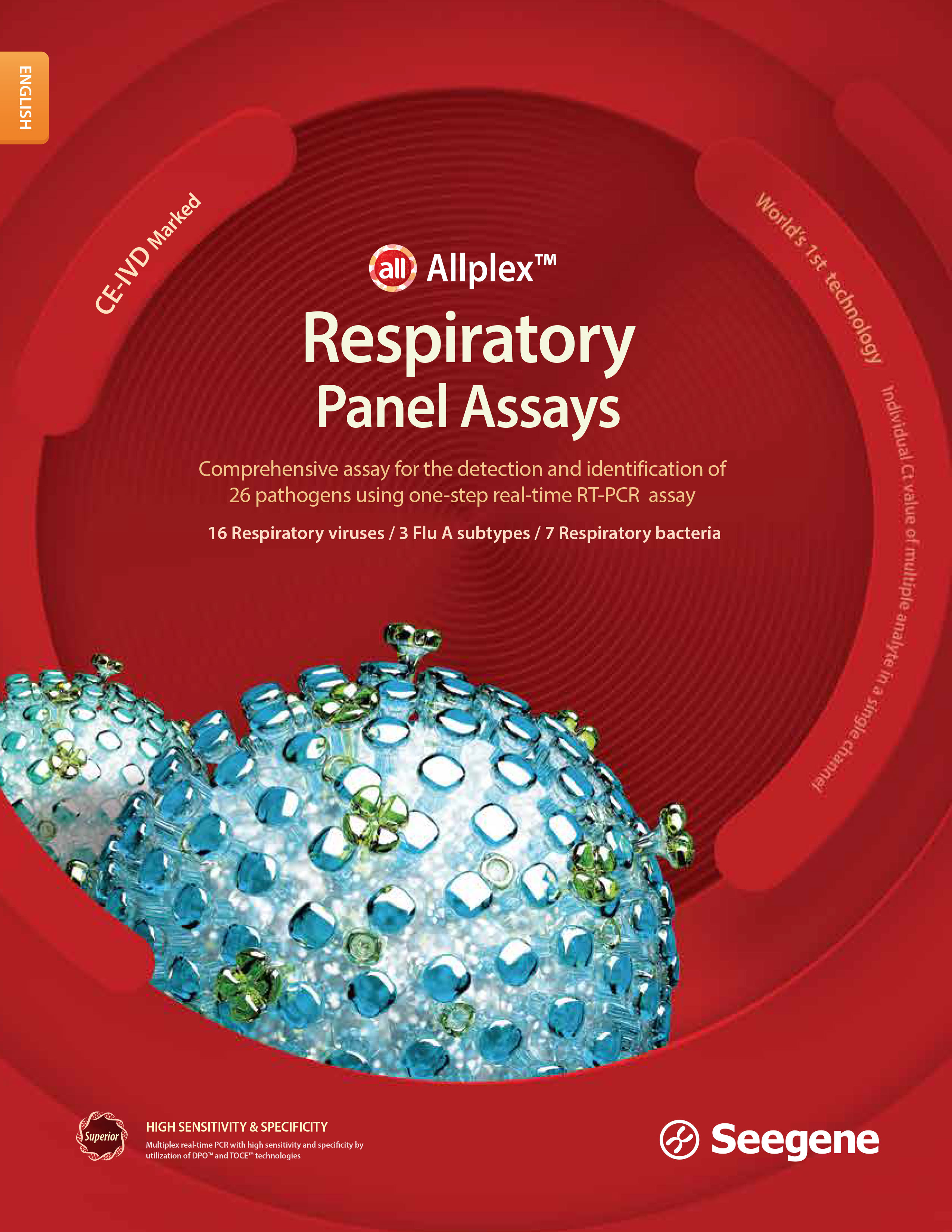 Allplex™ Respiratory Full Panel Assay